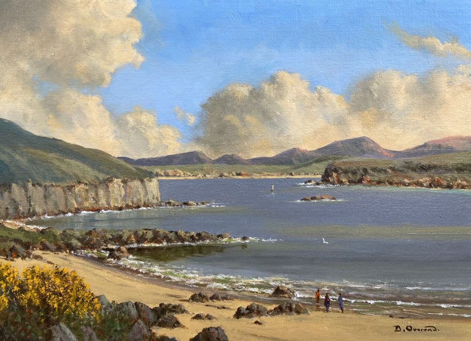 Marble Hill Co.donegal Original Artwork