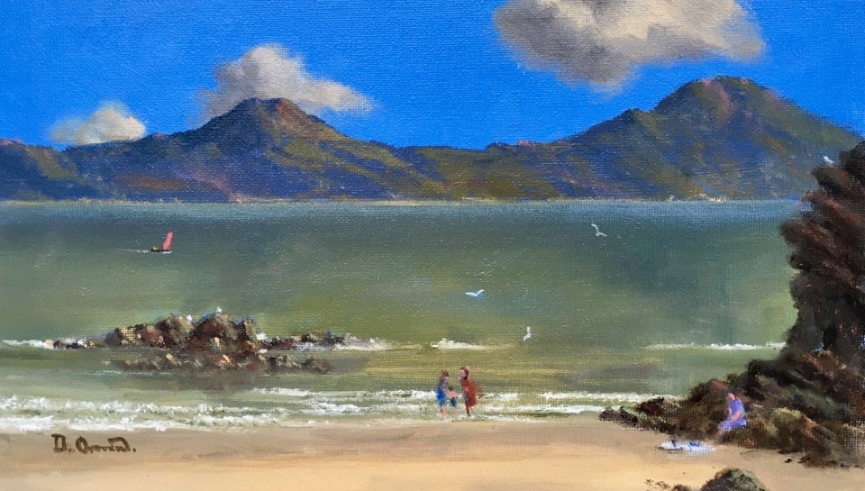 Marble Hill Co.donegal. Original Artwork