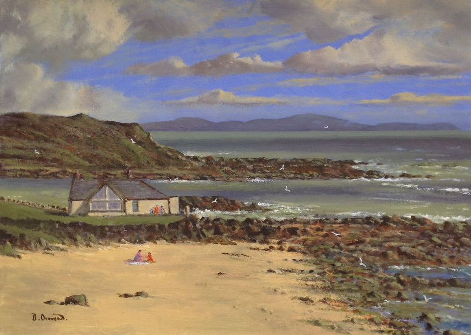 Portballintrae Co.antrim Original Artwork