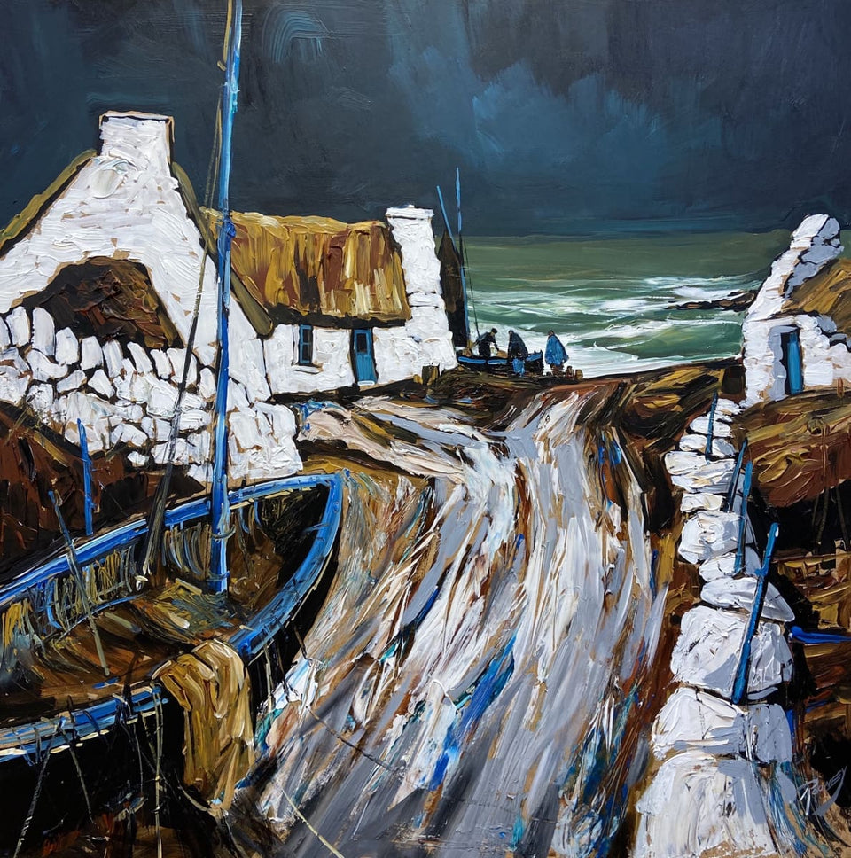 The Wild Atlantic Ways Original Artwork