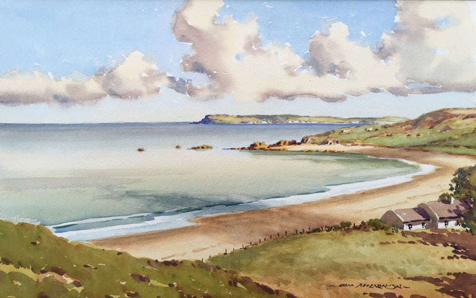 White Park Bay Co.antrim Original Artwork