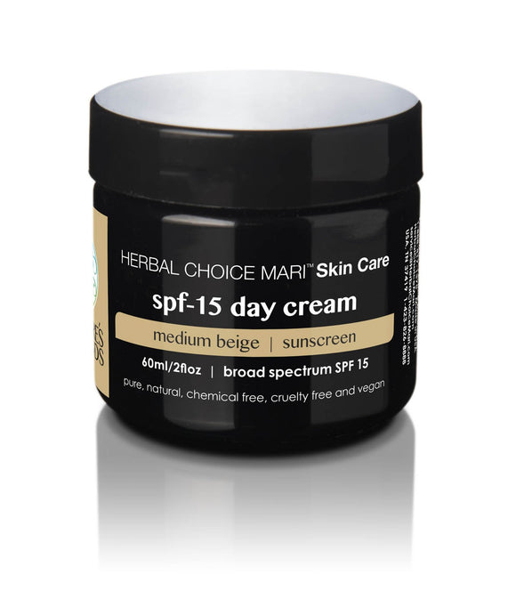 Natural SPF 15 Day Cream