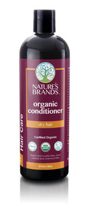 Organic Conditioner, Dry Hair