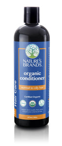 Organic Conditioner, Normal to Oily Hair