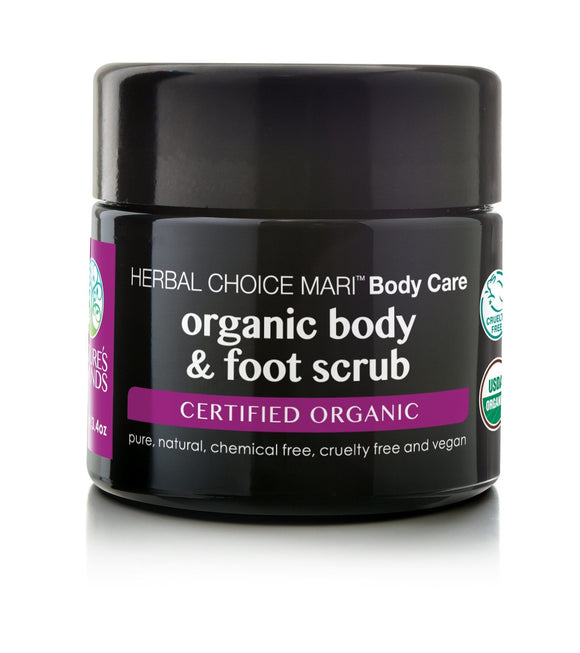 Organic Body & Foot Scrub