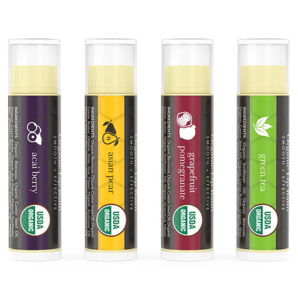 ORGANIC SUPERFRUIT LIP BALM