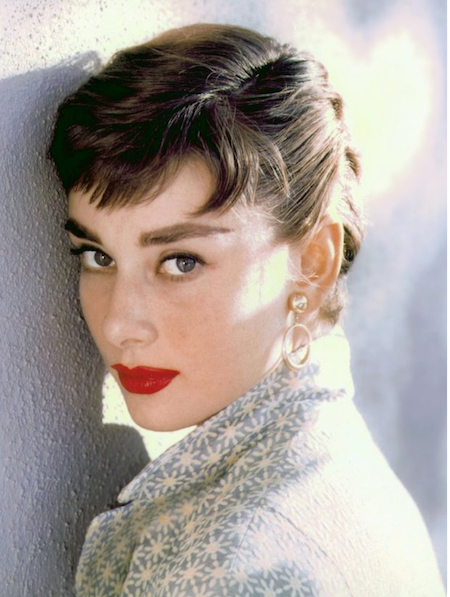 Beauty on the inside - Audrey Hepburn