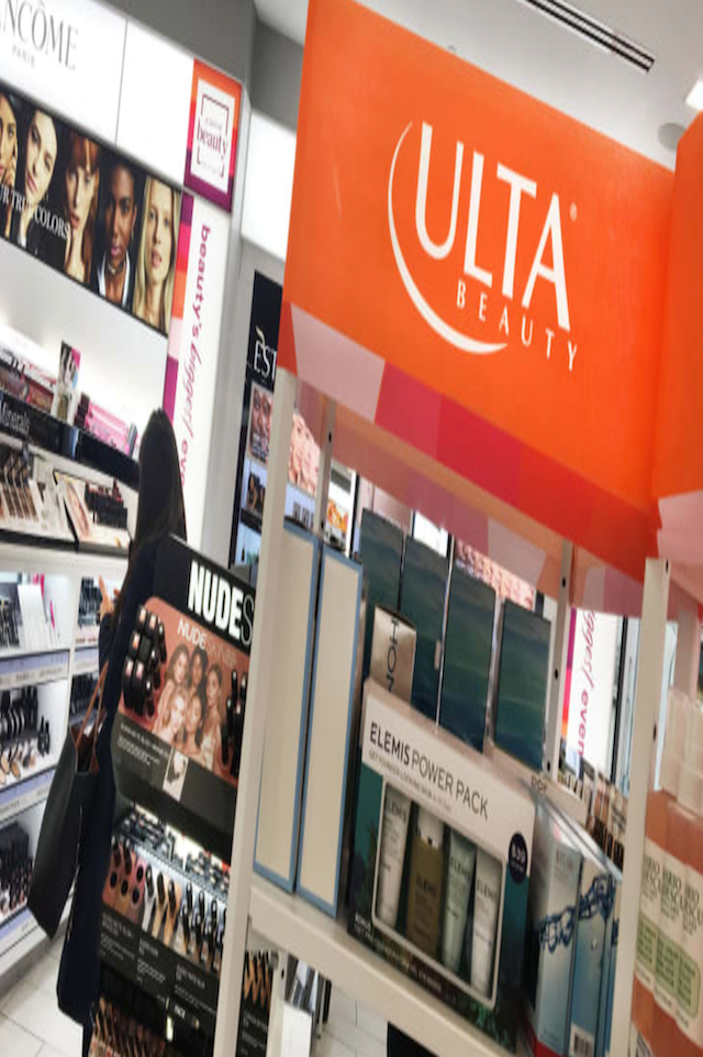 Target + Ulta Beauty Partnership