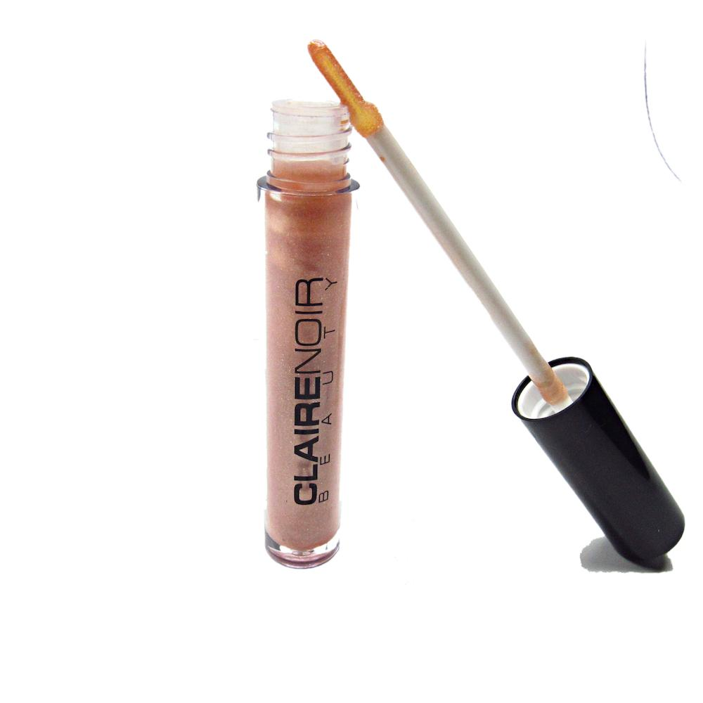 Lip Gloss - Lustre Lip Gloss - Sheer Gold