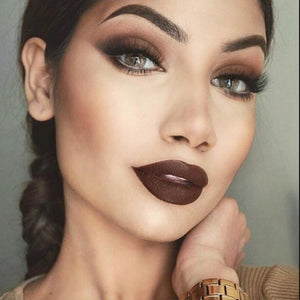 Lipstick - Ultra Matte Liquid Lipstick - True Brown