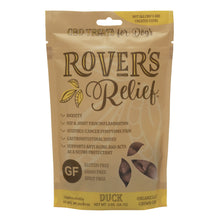 Load image into Gallery viewer, Rover's Relief CBD Dog Treats DUCK - 1MG - 100% THC Free FOR DOGS