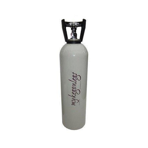 MyKegOnLegs CO2 6.8Kg Cylinder For Aquarium