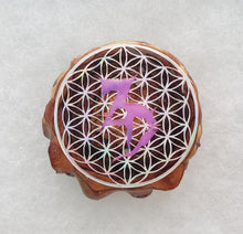 Load image into Gallery viewer, Zeds dead over flower of life