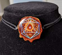 Load image into Gallery viewer, ODESZA with opal choker
