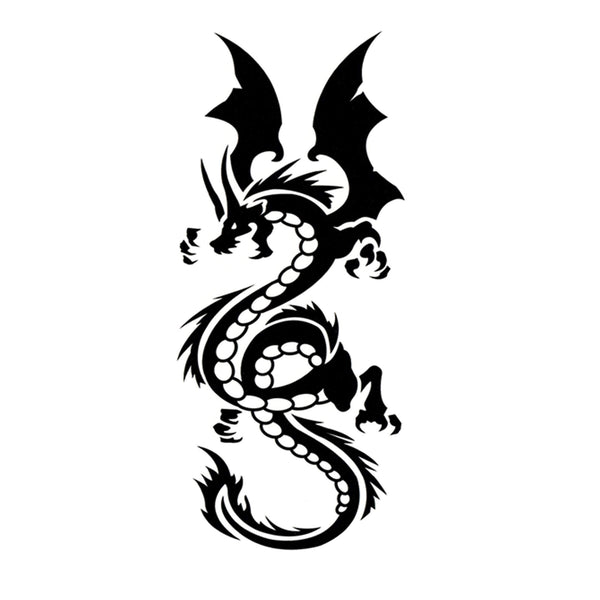 Dragon Temporary Tattoo