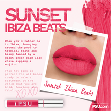 Load image into Gallery viewer, Sunset Ibiza Beats