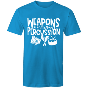 Weapons of mass percussion