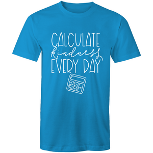 Calculate kindness everyday