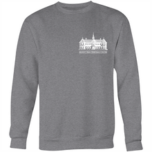 Load image into Gallery viewer, Mt Erin - Crew Neck Jumper Sweatshirt (logo on front only)