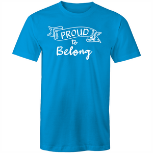 Proud to belong