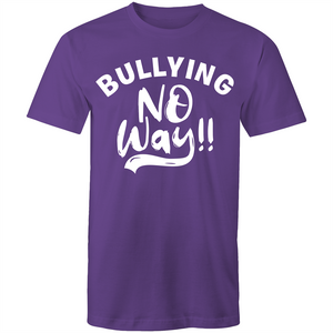 Bullying No Way - Extended Size