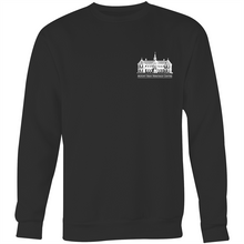 Load image into Gallery viewer, Mt Erin - Crew Neck Jumper Sweatshirt (logo on front and back)