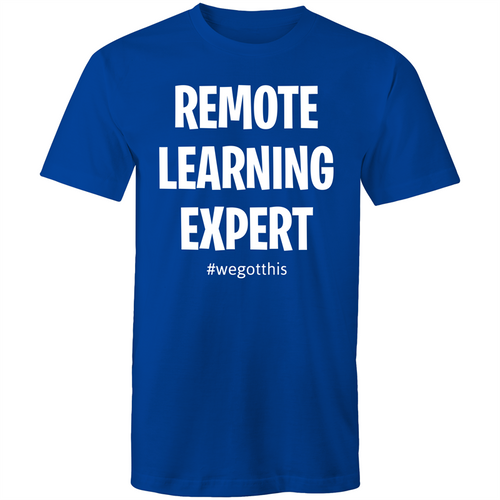 Remote learning expert #wegotthis