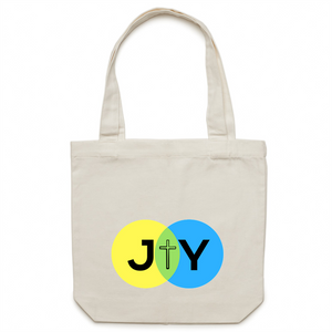 SJCHS Mission Team - Canvas Tote Bag