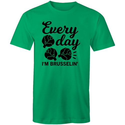 Everyday I'm Brusselin