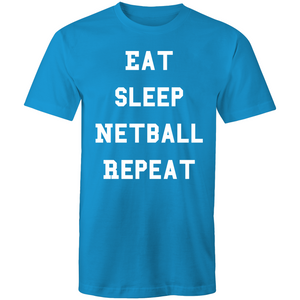 Eat Sleep Netball Repeat