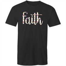 Load image into Gallery viewer, Faith (white floral print)
