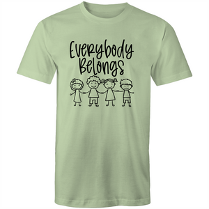 Everybody belongs