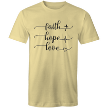 Load image into Gallery viewer, Faith, Hope, Love