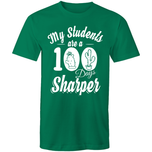 My students are a 100 days sharper