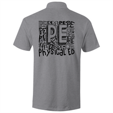 Load image into Gallery viewer, PE - Physical Education - S/S Polo Shirt (Design on back of polo shirt)