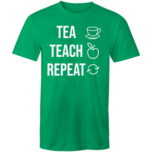 TEA TEACH REPEAT