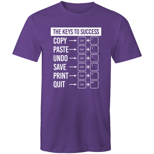 The keys to success - PC