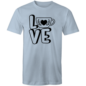 Love (coffee or tea cup)