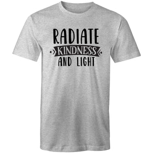Radiate kindness and light