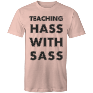 Teaching HASS with SASS