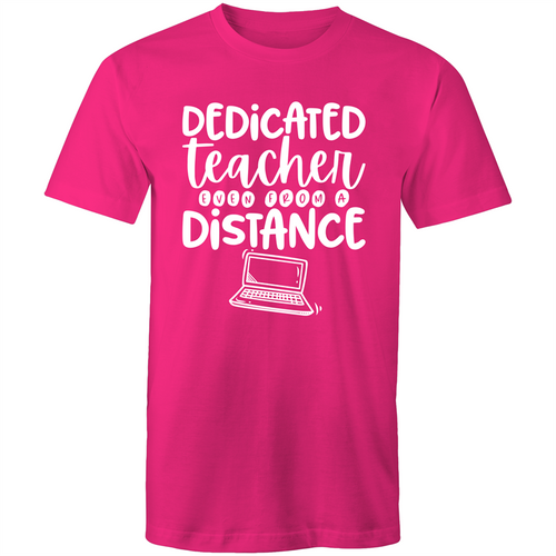 Dedicated teacher - even from a distance