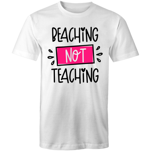 Beaching not teaching