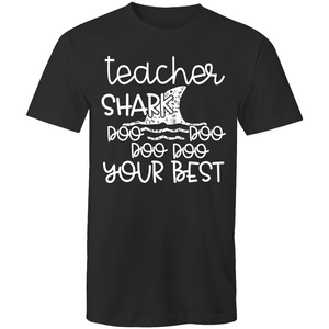 Teacher Shark DOO DOO DOO DOO your best