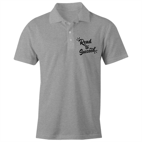 Read to succeed - S/S Polo Shirt