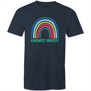 Kindness matters (rainbow)