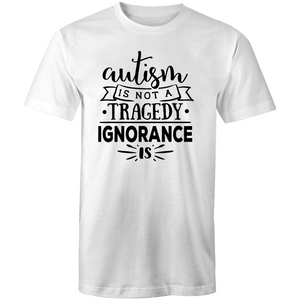 Autism is not a tragedy - Ignorance is
