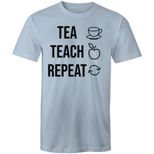 Load image into Gallery viewer, TEA TEACH REPEAT