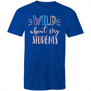 Wild about my students