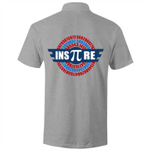 Load image into Gallery viewer, Inspire (Pi) - S/S Polo Shirt (Print on back)
