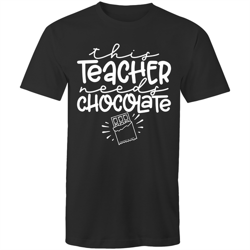 This teacher needs chocolate